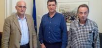 Συνάντηση του Δ.Σ. της Ο.Λ.Τ.Ε.Ε. με το Γιώργο Ορφανό
