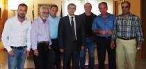 6-11-2012 Συνάντηση του Δ.Σ. της Ο.Λ.Τ.Ε.Ε. με τον Υφυπουργό Παιδείας κ. Παπαθεοδώρου
