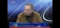 28-11-2013 Σταμάτης Σταματιάδης στο δελτίο ειδήσεων της SUPER-TV