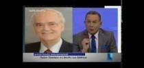 17-12-2013 Απόστολος Κακλαμάνης: Χωρίς καμία μελέτη η διαθεσιμότητα των εκπαιδευτικών