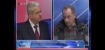 4-2-2014 Σταμάτης Σταματιάδης στο δελτίο ειδήσεων της SUPER-TV