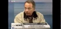 18-3-2014 Ο Γεν. Γραμματέας της Ο.Λ.Τ.Ε.Ε. Στ. Σταματιάδης στη XTV