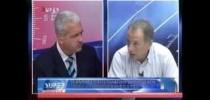 31-7-2014. SUPER TV – Ο Γ.Γ. της  Ο.Λ.Τ.Ε.Ε. Σταμάτης Σταματιάδης στο κεντρικό δελτίο ειδήσεων