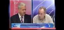 2-9-2014.  Ο Γ.Γ. της Ο.Λ.Τ.Ε.Ε. Σταμάτης Σταματιάδης στο δελτίο ειδήσεων του SUPERTV