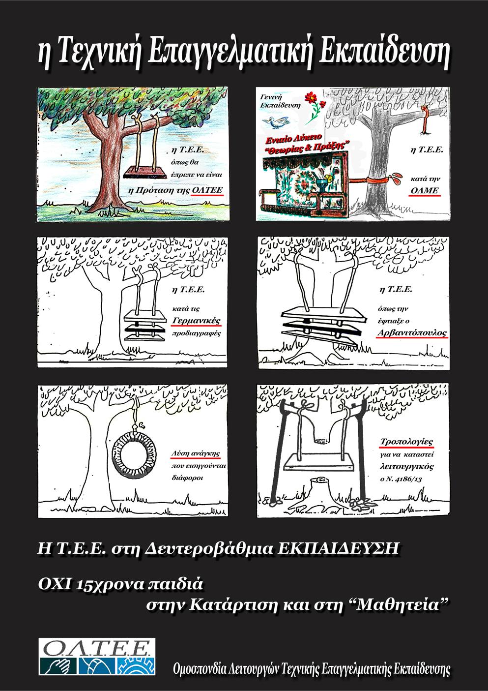 Η TEE_ Θέσεις ΟΛΤΕΕ-ΟΛΜΕ