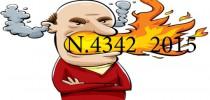 Επί του Ν. 4342_2015 και των διατάξεων αρμοδιότητας ΥΠ.Π.Ε.Θ.