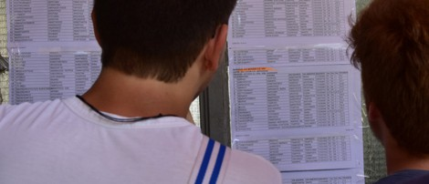 Πλήθος των θέσεων εισακτέων στα τμήματα των Τ.Ε.Ι. από τα Εσπερινά ΕΠΑ.Λ..